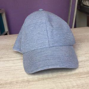 Blue cotton on cap